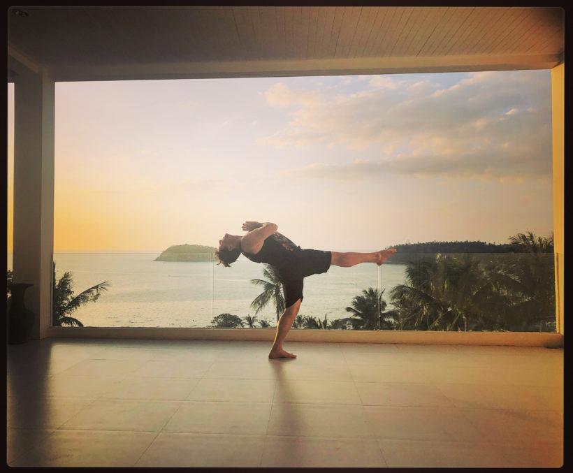 Dharma Yoga All Levels